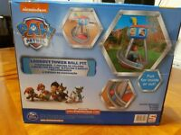 Paw Patrol inflatable tower