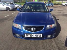 Honda Accord I Ctdi Executive Diesel , 1 NEW YEAR MOT, Clean Car