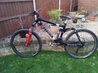 kona stinky down hill bike