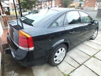 Vauxhall Vectra 1.9 CDTI Life, with tow bar