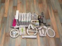 Nintendo Wii,13 games and all accessories.