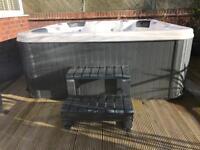 Hot tub spa (£6195 12 month ago) huge spec