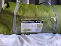 Longleat ll 800xl 8 man tent, used once