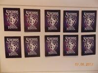 Disney Florida Sorcerers of the Magic Kingdom - 10 random cards