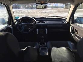 Left hand drive Land rover freelander td4 sold