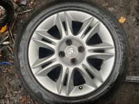 Vauxhall Corsa D 16 Inch Alloy Wheel 205/50/16 4x100