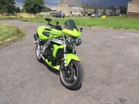 Triumph Speed Triple 955i 2004 very Low milage FSH