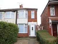 3 Bed EndTerr House £625 pcm National Ave HU5 4HP, Unfurn, Ex Condition, Available late September