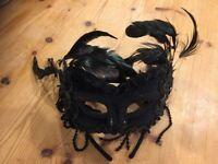 Beautiful Burlesque Mask