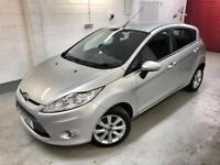 🌟🌟 2011 Ford Fiesta 1.2 Zetec. Handsfree. FSH. Alloys. Low Miles. Low Tax. Px & FINANCE. 🌟🌟