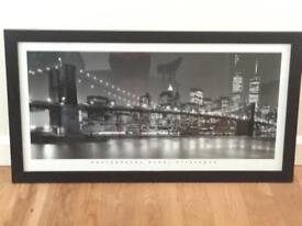 Henri Silberman framed print