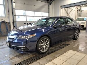 2015 Acura TLX AWD/TECH PKG/HEATED STEERING WHEEL/REMOTE STARTER