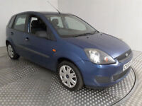 2007(57)FORD FIESTA STYLE 1.4 DIESEL MET BLUE,NEW MOT,BIG MPG,£30 TAX,CLEAN CAR,GREAT VALUE