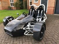 SVE Triabusa Kit Car trike Hayabusa powered