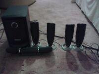Dell 5.1 Surround Sound Speaker System