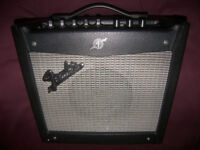 """Fender Mustang I V.2 1x8"""" Modelling Amp Combo Digital Modelling Amp with Effects and more / As New !"""
