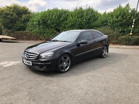 Mercedes Benz CLC 2.1 Sport Automatic