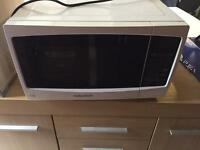 Morphy Richards Microwave/ grill