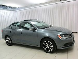 2015 Volkswagen Jetta SPEEDY AND SPORTY!!!! TSI TURBO SEDAN w/ S