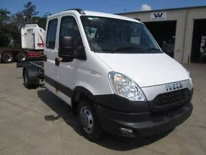 Iveco Daily 50C 17/18 4350mm Medium Wheel base. Cab chassis Glanmire Gympie Area Preview