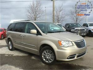 2016 Chrysler Town & Country TOURING-L**DUAL DVD**LEATHER SEATIN