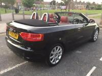 Audi A3 cabriolet 6 speed sport QUICK SALE