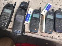Old vintage phones,mobile phones,diy,other