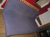 MASSIVE SOFA BED
