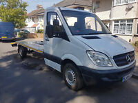 mercedes sprinter recovery truck 2008 91k new alloy body