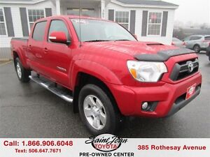 2014 Toyota Tacoma TRD V6 $278.41 BI WEEKLY!!!