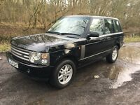 2004 Range Rover Vogue 3.0 TD6 (LOW MILEAGE) - PX Welcome