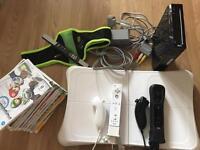 Nintendo Wii Bundle - 11 games, 2 controls, Wii Fit Board £50 ONO