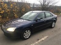 Ford Mondeo 2.0 Tdci lx motd clean car starts and drives cheap work horse