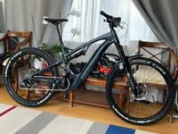 2020 Whyte E-150RS Ebike with upgrades and extras