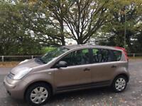 Nissan Note 3 months warranty