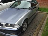 BMW e36 318is m-sport converted