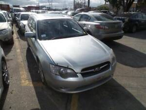Wrecking 2006 Subaru Liberty Keilor East Moonee Valley Preview