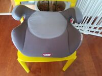 Little Tikes Booster seat for car