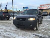 2005 Ford Escape XLT 4x4 MUST SEE & DRIVE WINTER SALE !!!