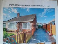 Lovely two bedroom bungalow