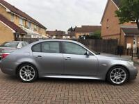BMW 525D MSPORT GOING ABROAD 1450£
