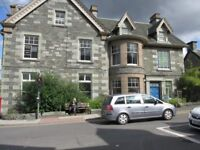 Aberfeldy - offices/ workshop to rent - available now - 1 Crieff Road