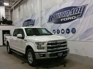 2016 Ford F-150 Lariat W/ Leather, Remote Start, Heated Seats
