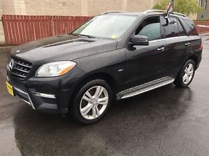 2012 Mercedes-Benz M-Class ML350 BlueTec, Automatic, Navigation,