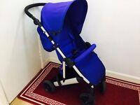 Mamas & Papas - Luna Mix 4 wheeler Pushchair