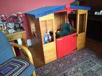 Children's Wooden Playhouse