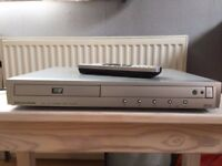 Digilogic DVD Player, original remote control, scart lead, AV cable