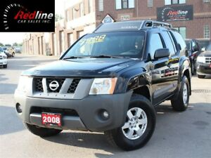 2008 Nissan Xterra Off Road 4.0L Bluetooth-One Owner