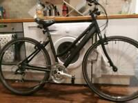 Trek 7.2fx hybrid bike