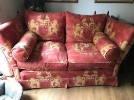 Bespoke sofas & Easy chair